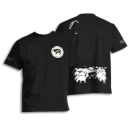 Tee-shirts  Black Sheep Technology noir